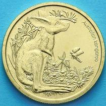 Австралия 1 доллар 2011 год. Кенгуру.