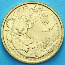 Австралия 1 доллар 2011 год. Коала.