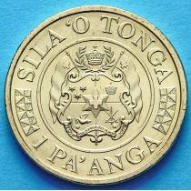 Тонга 1 паанга 2015 год