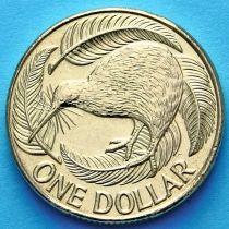 Новая Зеландия 1 доллар 2008-2013 год. Киви.