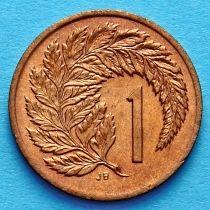 Новая Зеландия 1 цент 1988 год.