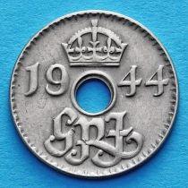 Британская Новая Гвинея 3 пенса 1944 год.