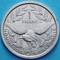 Новая Каледония 1 франк 1949 год.