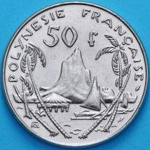 Французская Полинезия 50 франков 1985 год.