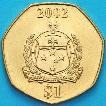 Самоа 1 тала 2002 год.