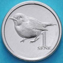 Самоа 1 сене 2020 год. Самоанский зяблик-попугай