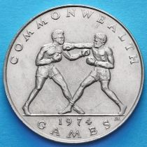 Самоа 1 тала 1974 год. Бокс