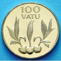 Вануату 100 вату 2002 год
