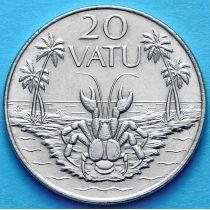 Вануату 20 вату 1999 год.