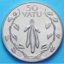 Вануату 50 вату 1999 год.