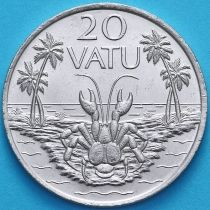 Вануату 20 вату 1983 год.