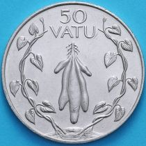 Вануату 50 вату 1983 год.