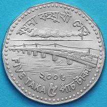 Бангладеш 5 така 2006-2008 год.
