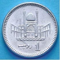 Пакистан 1 рупия 2012 - 2013 год