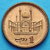 Пакистан 1 рупия 2001 год.