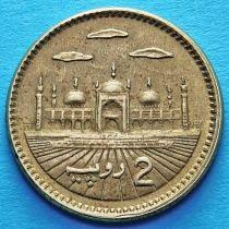 Пакистан 2 рупии 2000 год