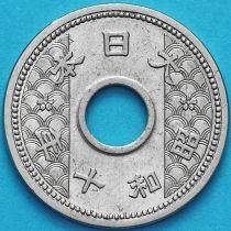 Япония 10 сен 1935 год.