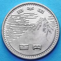 Япония 100 йен 1970 год. Экспо-70.