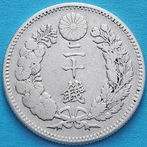 Япония 20 сен 1894 год. Серебро.