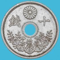 Япония 10 сен 1928 год.
