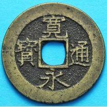Япония 4 мон 1769-1860 г.