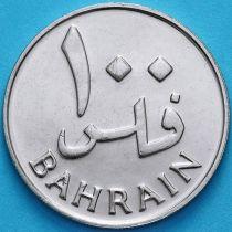 Бахрейн 100 филс 1965 год. UNC