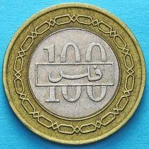 Бахрейн 100 филс 1995 год.