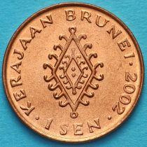 Бруней 1 сен 2002 год. Султан Хассанал Болкиах.