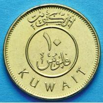 Кувейт 10 филсов 2012 год