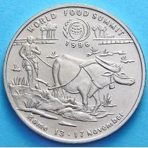 Лаос 10 кип 1996 год. ФАО
