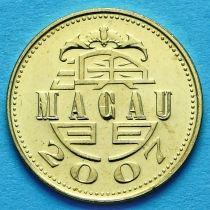 Макао 10 аво 1993-2007 год.