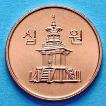 Южная Корея 10 вон 2007 год