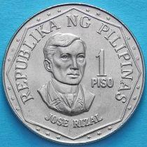Филиппины 1 песо 1978 год. Хосе Рисаль