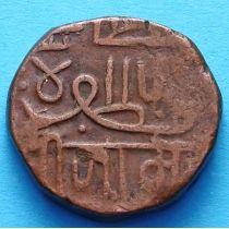 Индия 1 дхингло 1570-1850, княжество Наванагар. №1