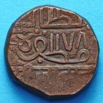 Индия 1 дхингло 1570-1850, княжество Наванагар. №3