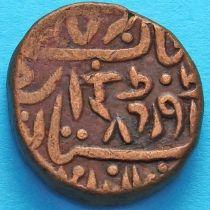 Индия 1/4 анны 1936 год, княжество Джайпур. КМ133