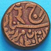 Индия 1/4 анны 1938-1939 год, княжество Джайпур. Км# 142