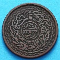 Индия 2 пая АН 1329/44, княжество Хайдерабад.