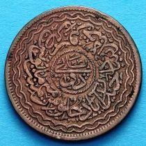 Индия 2 пая 1930-1949, княжество Хайдерабад.