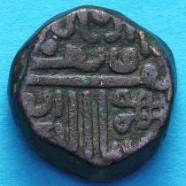 Индия 1 дхингло (1/16 кори) 1818 год, княжество Кач