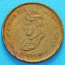 Индия 1/2 анны 1942 год, VS 1999, княжество Гвалиор.