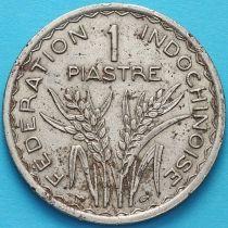 Индокитай Французский 1 пиастр 1947 год