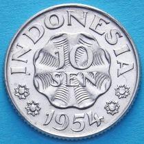 Индонезия 10 сен 1954 год.