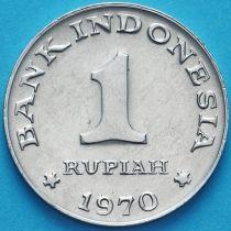 Индонезия 1 рупия 1970 год.