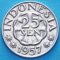 Индонезия 25 сен 1957 год.