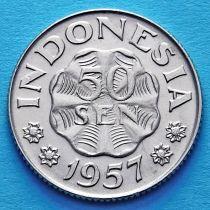 Индонезия 50 сен 1957 год.