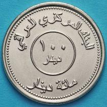 Ирак 100 динар 2004 год.