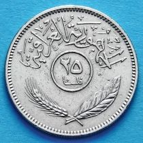 Ирак 25 филсов 1972 год.