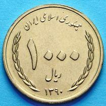 Иран 1000 риалов 2011 год. 15 день Шаабан