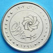 Иран 2000 риалов 2012 год. Генеральный план.
